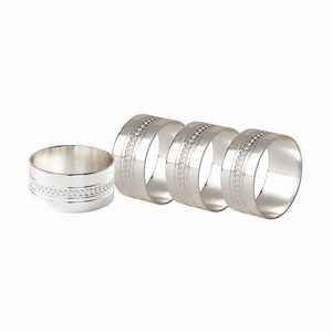 Napkin Rings and Holders