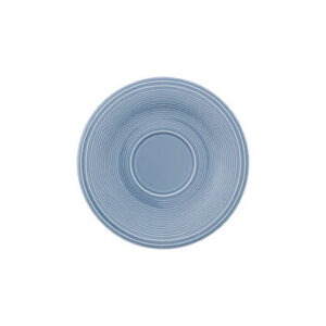 Like by Villeroy and Boch Color Loop Horizon Coffee Saucer - 19-5280-1310 - La Belle Table