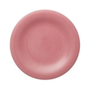 Like by Villeroy and Boch Color Loop Rose Flat plate - 19-5281-2610 - La Belle Table