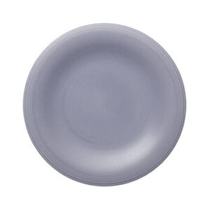 Like by Villeroy and Boch Color Loop Blueblossom Flat plate - 19-5285-2610 - La Belle Table