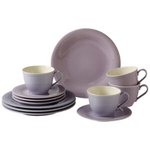 Like by Villeroy and Boch Color Loop Blueblossom Coffee set 12pcs - 19-5285-9014 - La Belle Table