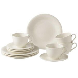 Like by Villeroy and Boch Color Loop Natural Coffee set 12pcs - 19-5284-9014 - La Belle Table