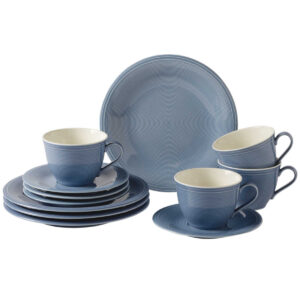 Like by Villeroy and Boch Color Loop Horizon Coffee set 12pcs - 19-5280-9014 - La Belle Table